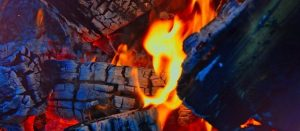 fire, campfire, burning